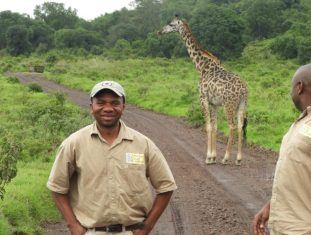 African Tours & Safaris guide Jacob Maji