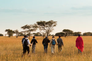 Tanzania adventure walking safari