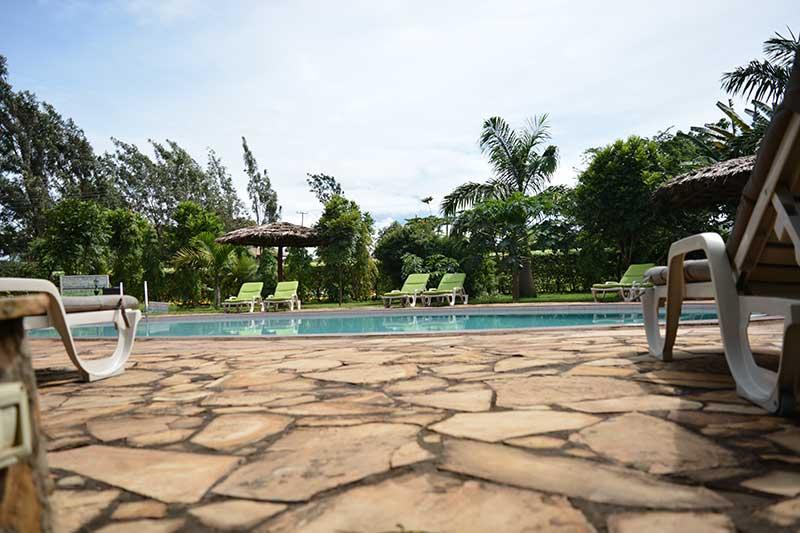 Pool Arusha Planet Lodge