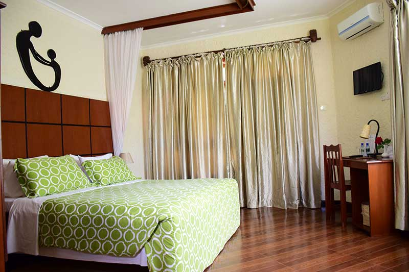 Double room Planet Lodge