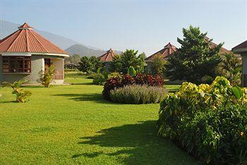 Arusha Planet Lodge garden