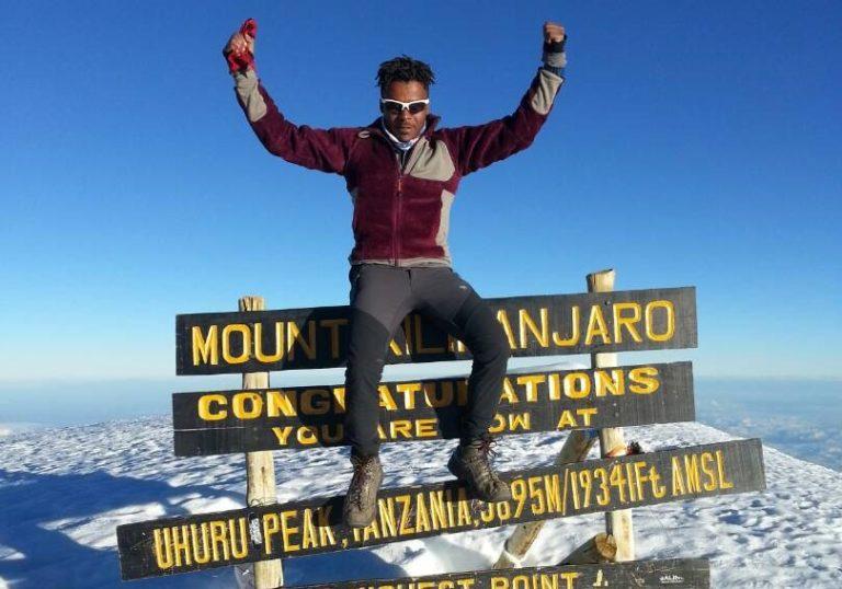 Africasn Tours & safaris staff Arnold Eugen