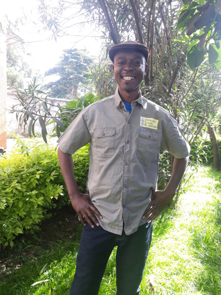 African Tours & Safaris staff Kilimanjaro guide Nicvson