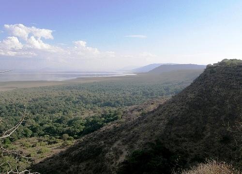Lake manyara Rift Valley