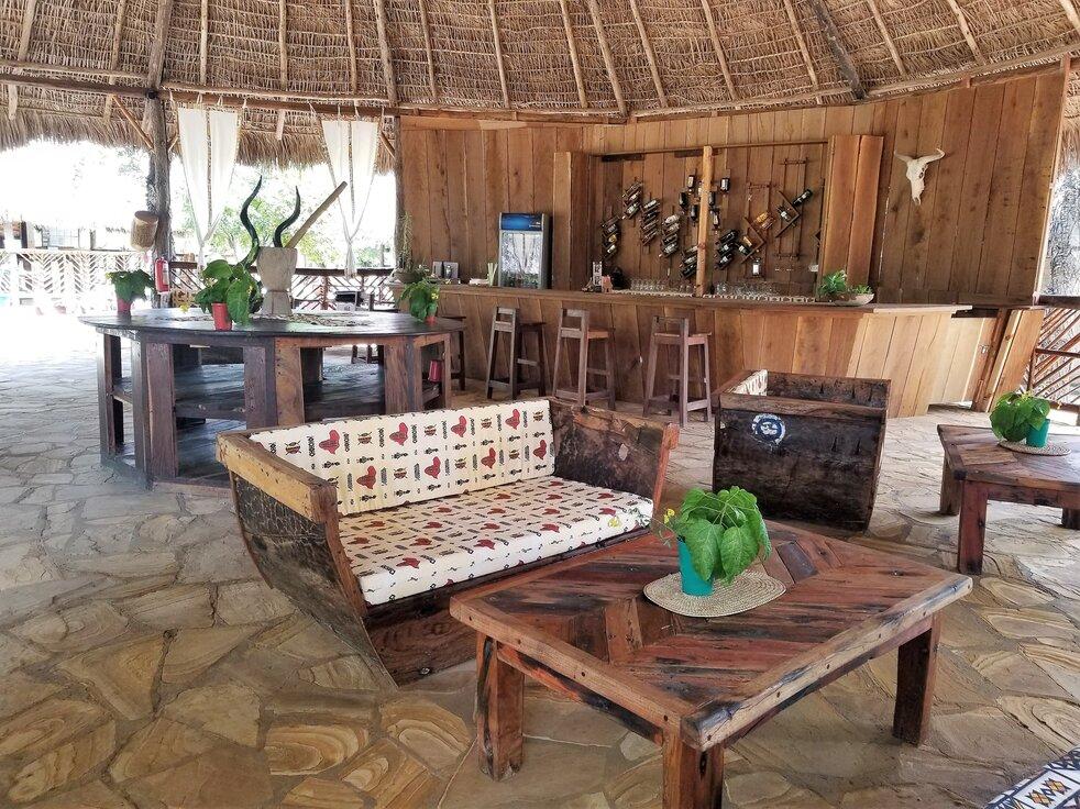 Bar at Africa Safari Camp